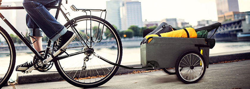 Luggage Bicycle Trailers